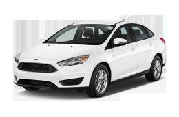 Ford Focus veya Benzeri (2016 Model, Otomatik)