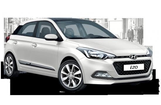 Yeni Hyundai i20 veya Benzeri (2018 Model, Otomatik)