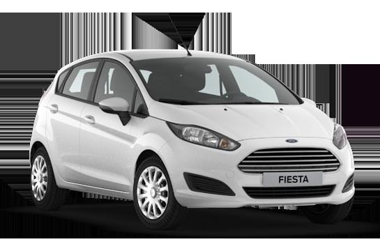 Ford Fiesta veya Benzeri (2016 Model, Otomatik)