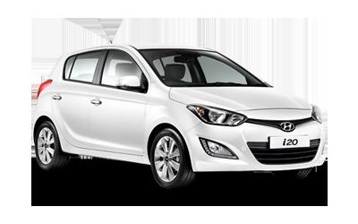 Hyundai i20 veya Benzeri (2014 Model, Otomatik)