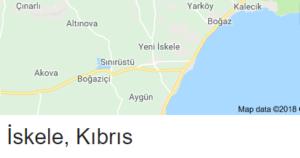 Kuzey Kıbrıs İl ve İlçeleri