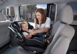 Kıbrıs'ta bebek koltuk araç kiralama