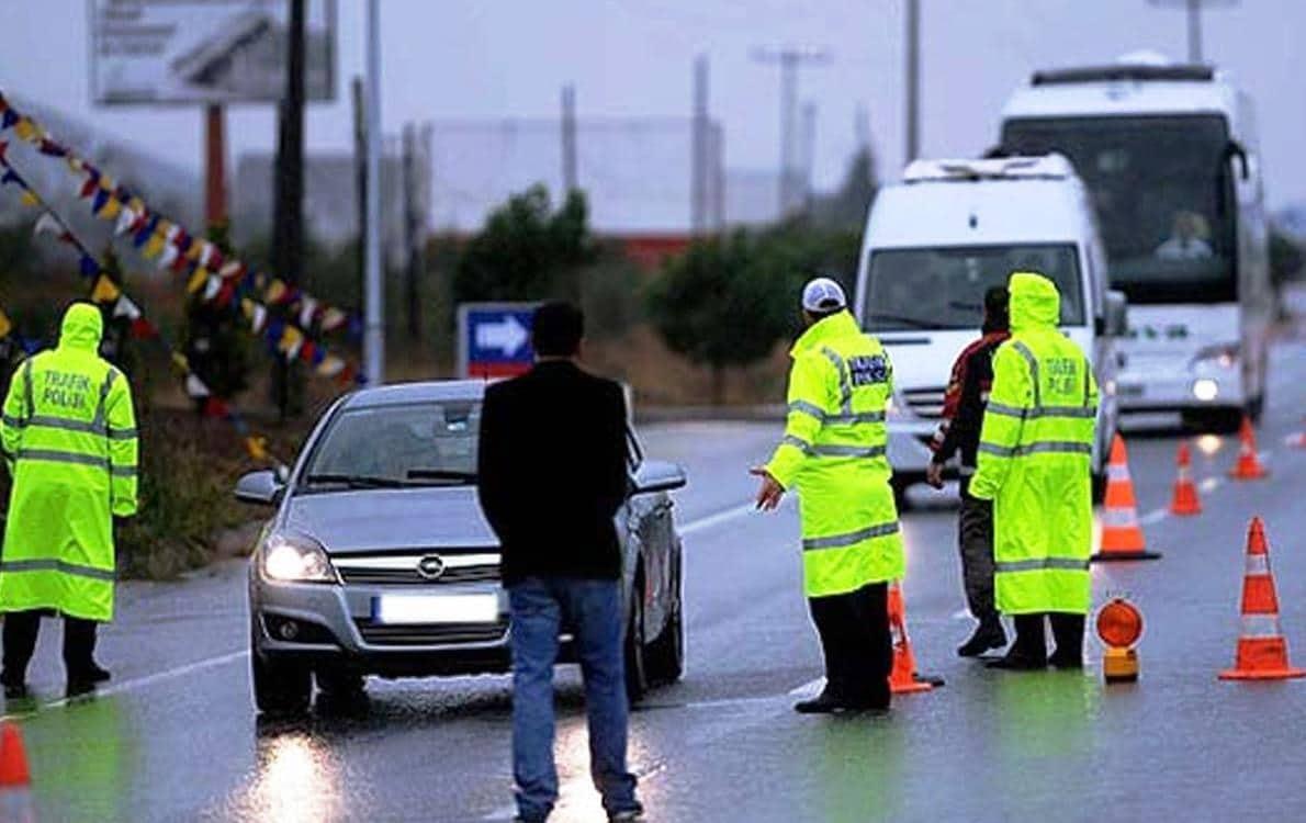 Kıbrıs'ta en çok trafik cezası ödeyenler