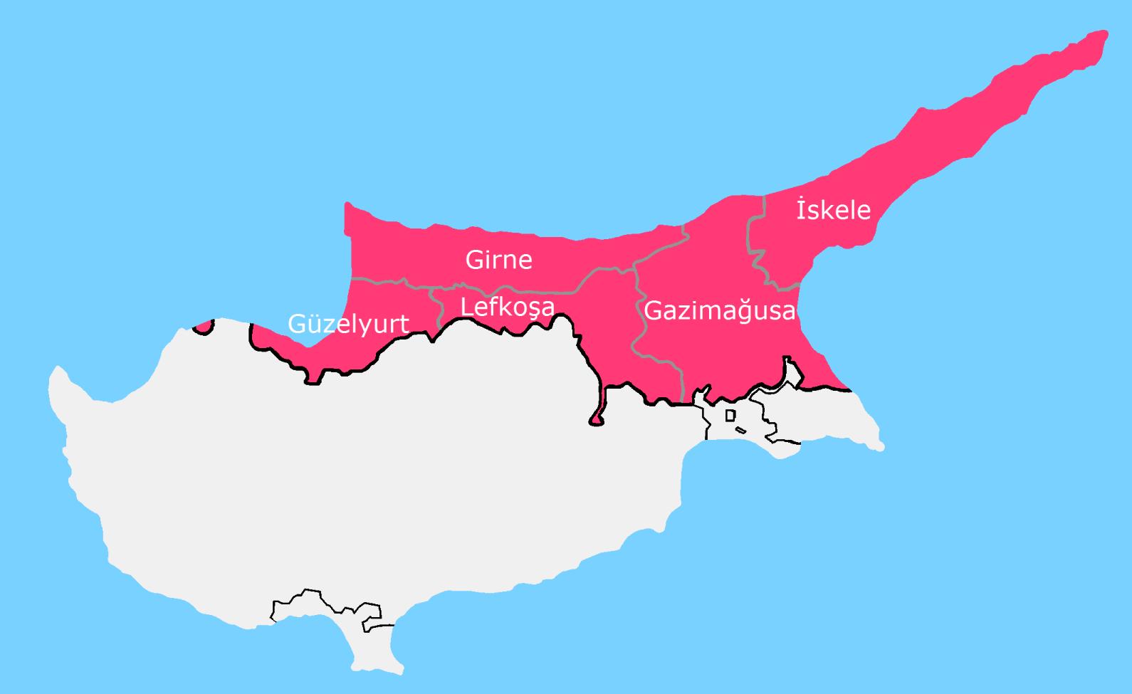 Kıbrısa ne kadar sürecek. Kuzey Kıbrıs